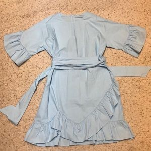 Dresses & Skirts - Light blue Custom tailor-made Dress size Large L